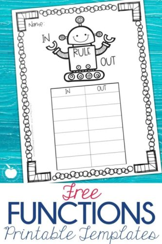 Function Printables