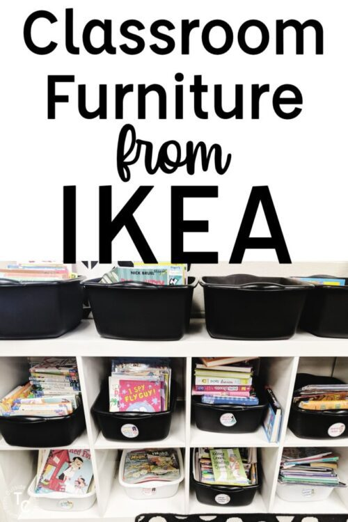 Classroom Furniture from IKEA