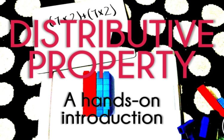 Distributive Property Image