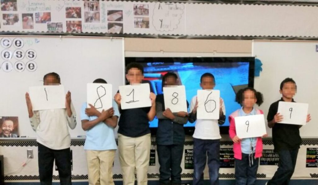 Practice Place Value with Heads Up- 7 Up with a fun, math twist!