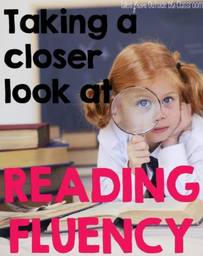 Reading Fluency- what it is and how to improve it.