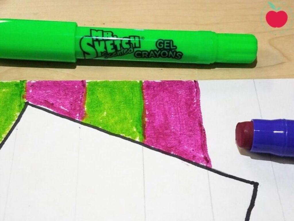 Mr Sketch Gel Crayons