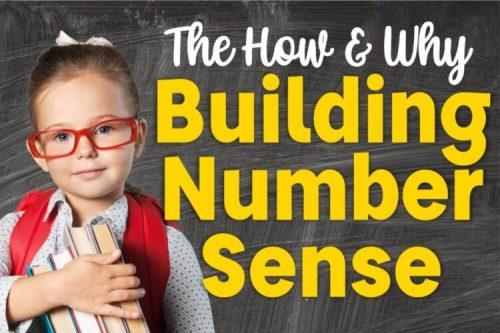 Building Number Sense