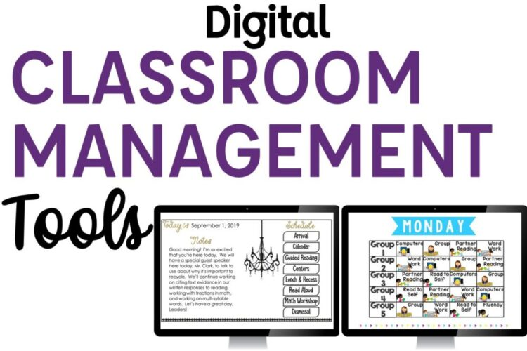 Digital Classroom Management Tools for teachers image