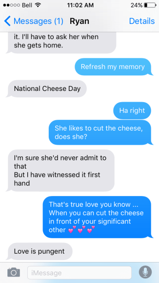 Cheese Day