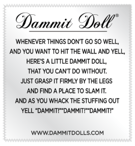 Dammit doll poem