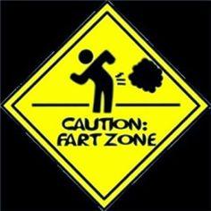 fart zone