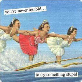trying-something-stupid