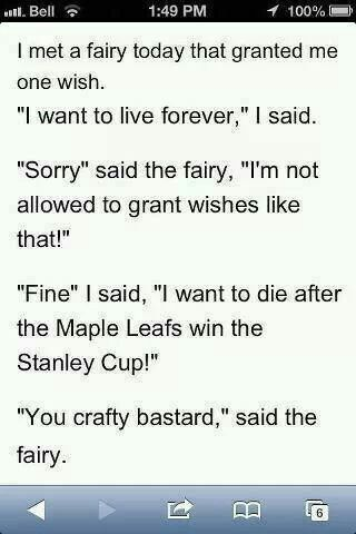 Toronto Maple Leafs 8