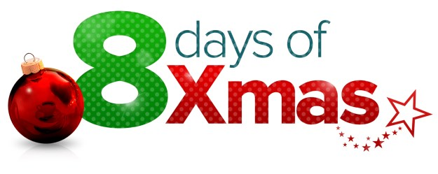 8 days of xmas