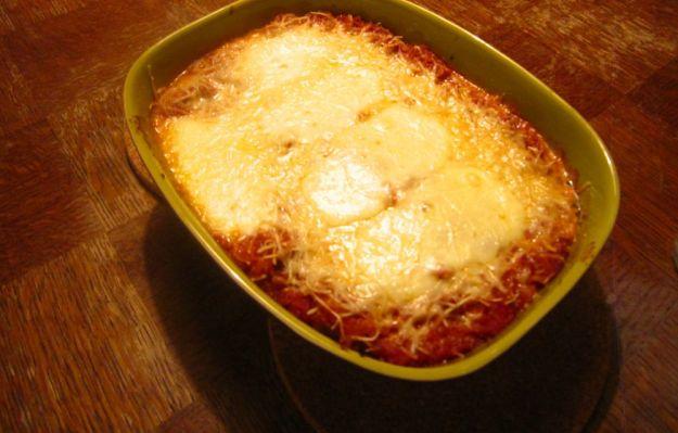 vegetarische lasagna