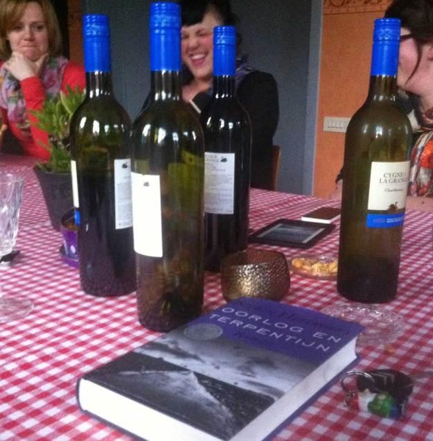 leesclub reading between the wines ieper