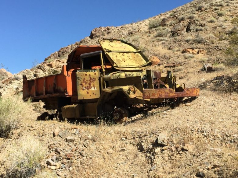 Lotus Mine, Keystone, Mine, Death Valley, California, Mines, Mojave Desert, Desert