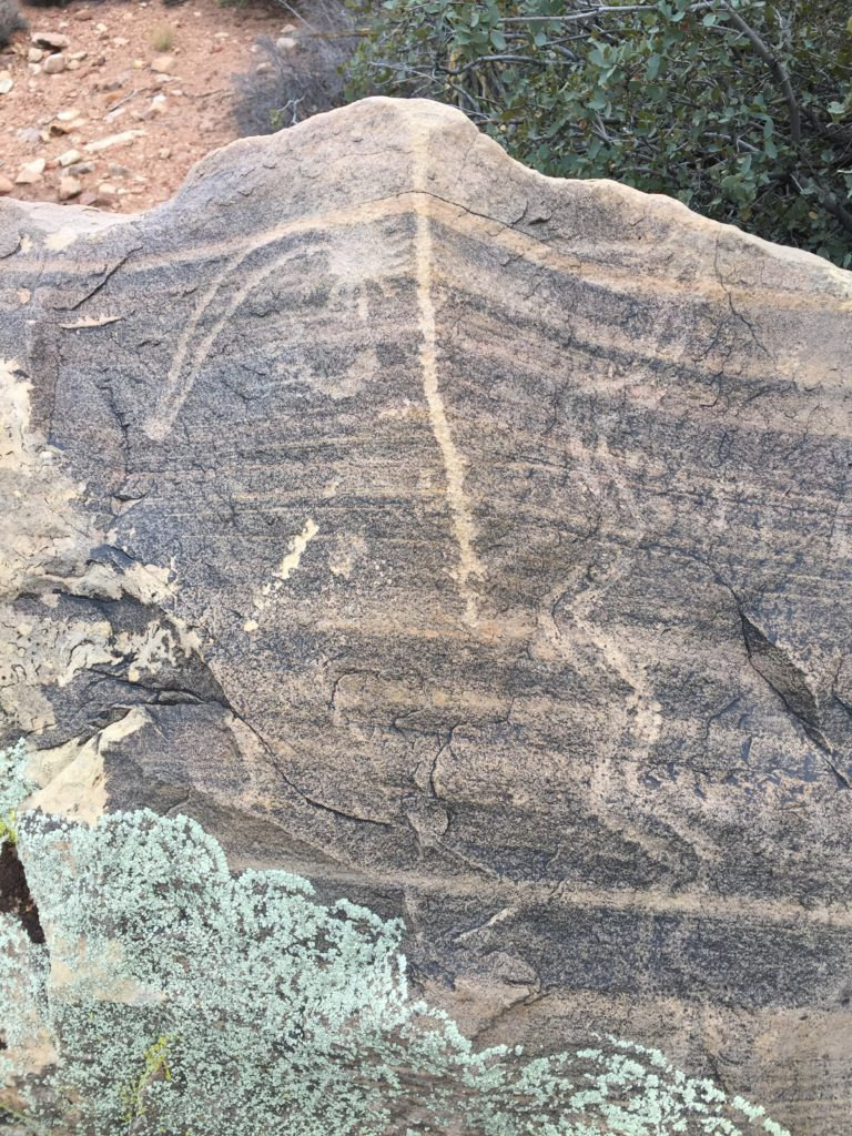 Spring Valley, Nevada, La Madre Mountains, Petroglyphs, Rock Art, RRNCA