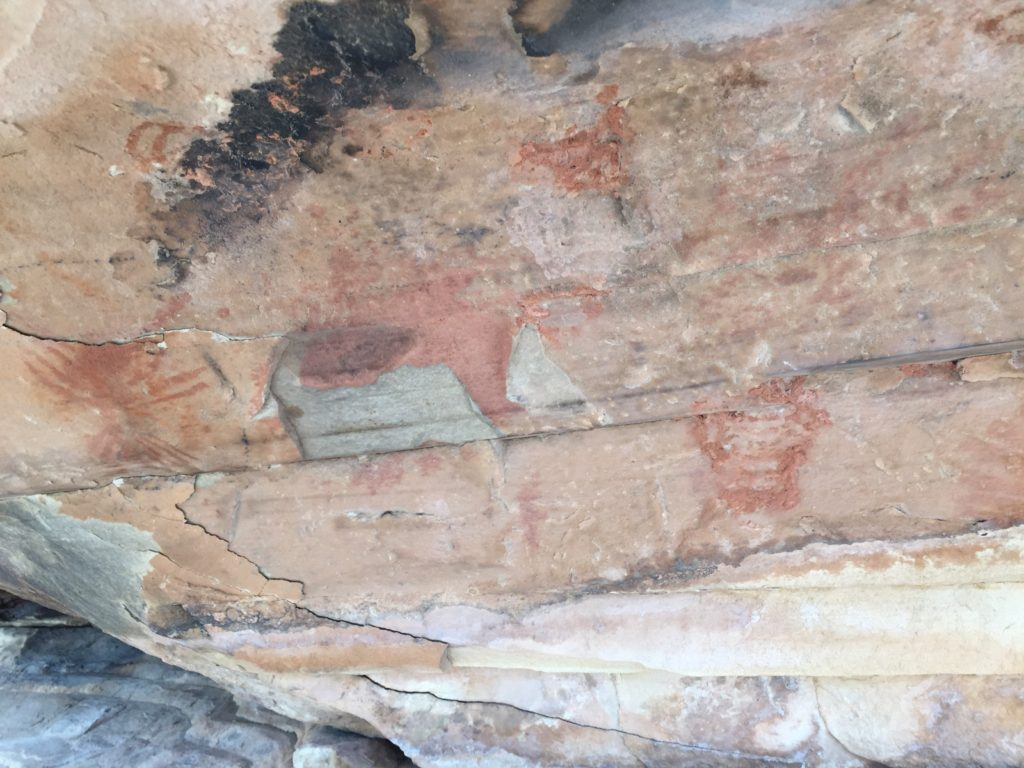 Spring Valley, Nevada, La Madre Mountains, Petroglyphs, Rock Art, RRNCA, Pictographs