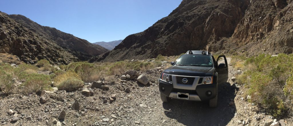 Goler Wash, Coyote Road, Death Valley, California, Mojave, Mojave Desert, Xterra