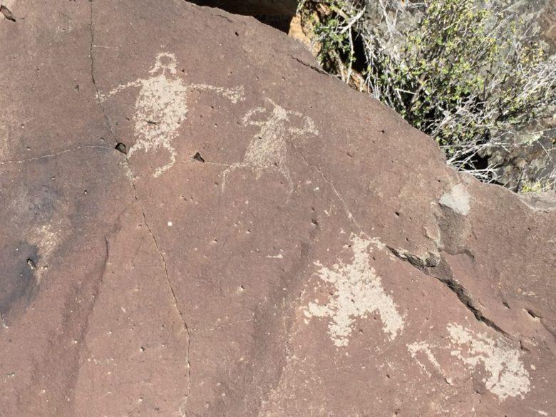 Nampaweap, Arizona, Parashant, Petroglyphs, Rock Art