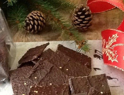 Chocolate Peppermint Crisps