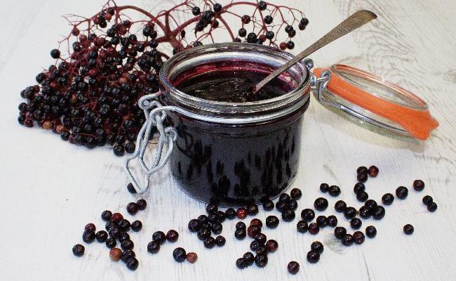 Elderberry & Port Jelly