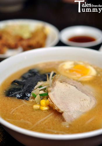 Tamagoya Noodle House in Antipolo