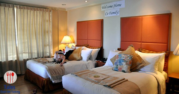 A Staycation at Discovery Country Suites Tagaytay