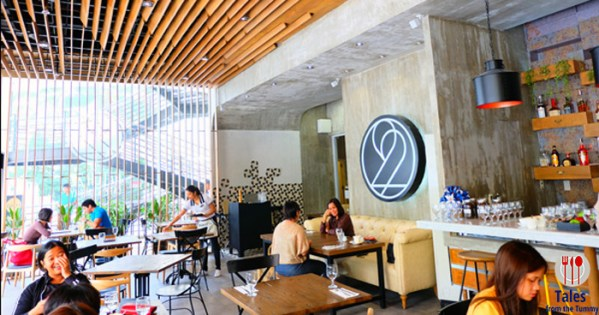 Erwan Heussaff's Hatch 22 Cafe and Bakery in Rockwell