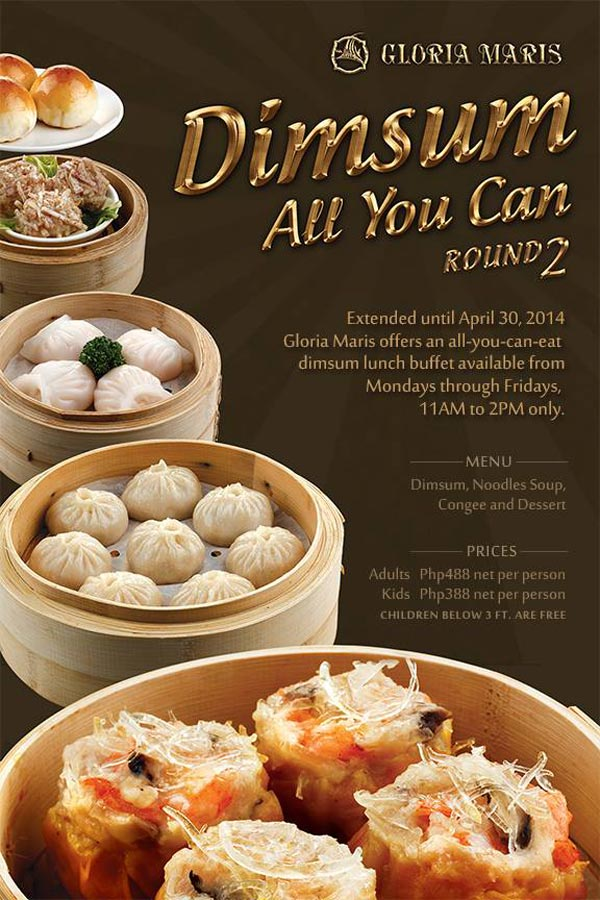 Gloria Maris dimsum