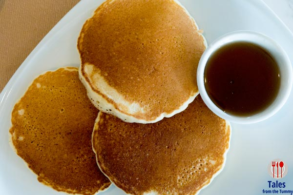 Bellevue Signature Club Lounge Pancakes