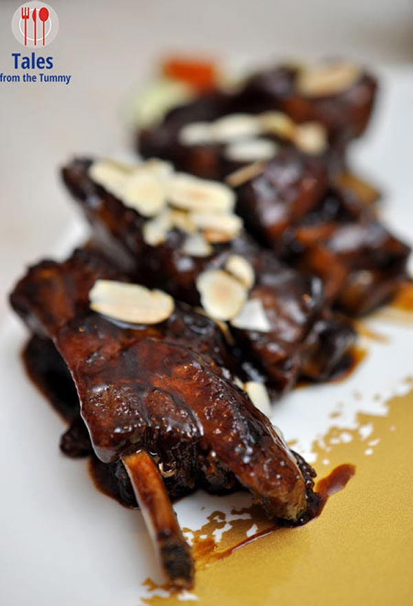 Le Chasseur Coffee Ribs