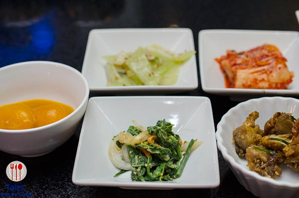 Lee Hak Korean Restaurant Banchan 01
