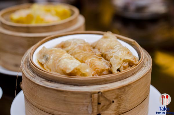 Phoenix Court Dimsum Bean Curd Sheet Roll