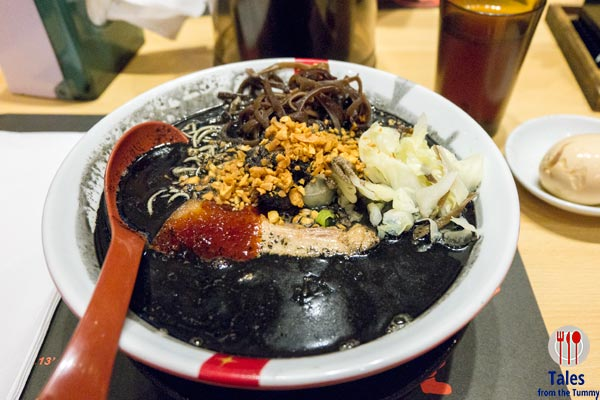 Ramen Nagi SM Aura Black King Bowl