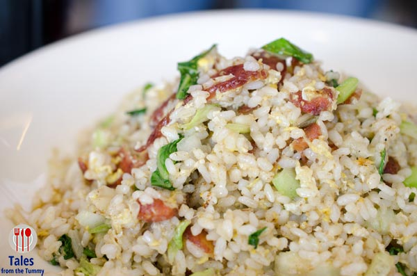 Chairman Wang's Chinese Sausage Fried Rice