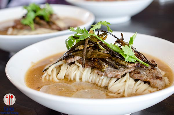 Chairman Wang's Prime Beef Noodle
