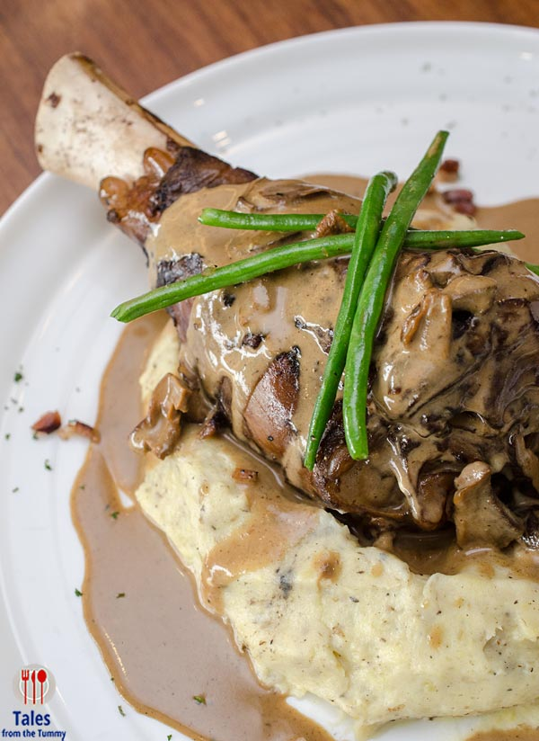 Dulcelin Gourmet Braised veal shanks