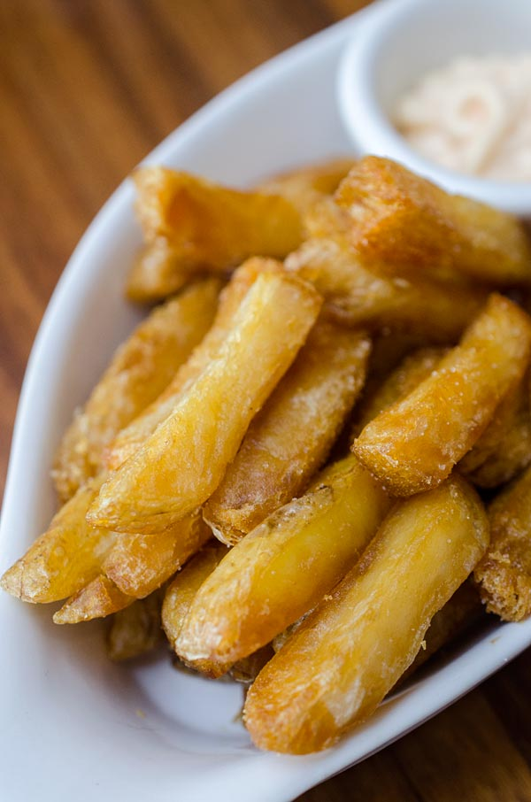 Dulcelin Gourmet Old style fries