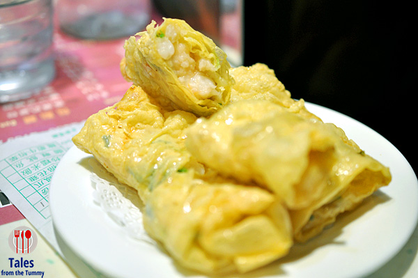 The One Dim Sum Fried Beancurd Roll Skin