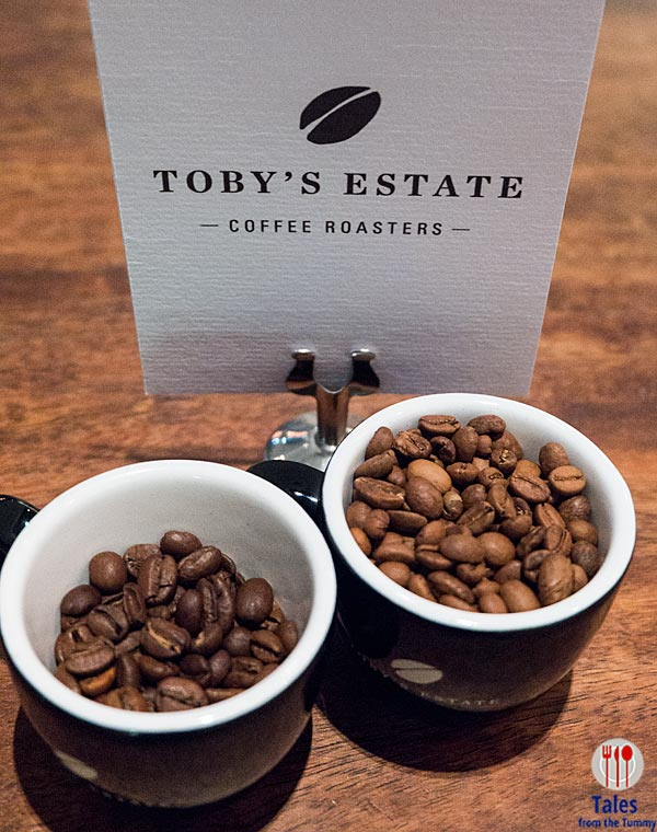 Toby's Estate Coffee Beans
