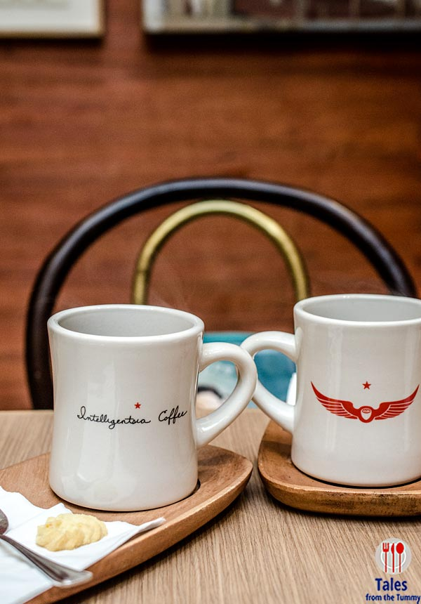 Duck and Buvette Intelligentsia Coffee