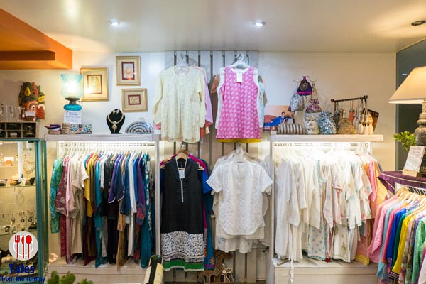 OM Lifestyle and Cafe Greenhills Indian Clothing