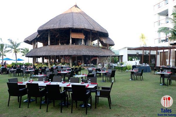 Bellevue Resort Bohol Philippines Weekend Themed Buffet