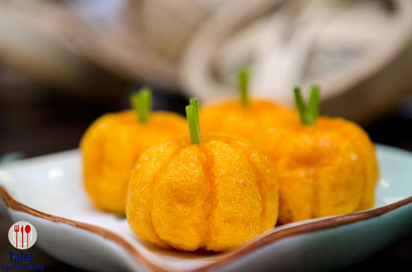 King Chef Dimsum Kitchen Pumpkin Balls