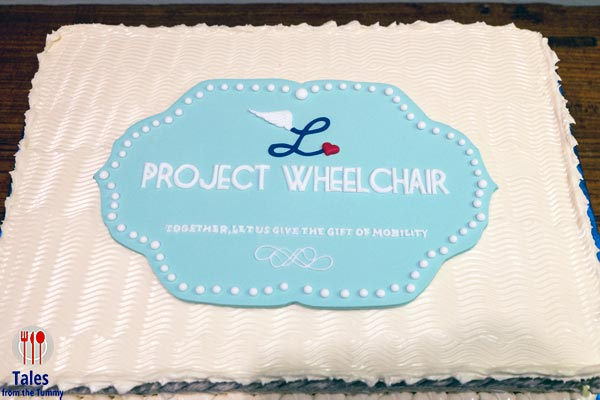 Project Wheelchair Carrot Cake Karen Young