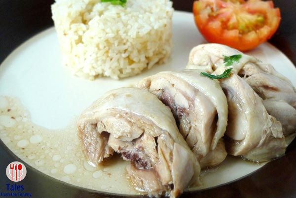 Project Wheelchair Hainanese Chicken Stevies Steivie Villacin
