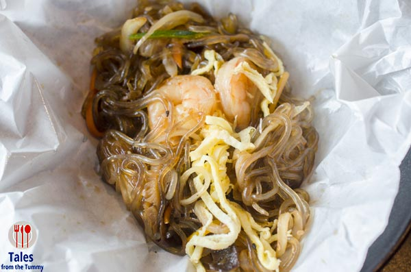 Yoree Korean BBQ Forum BGC Seafood Japchae