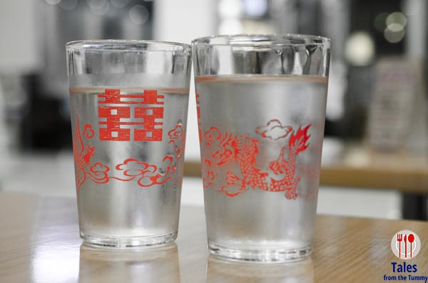 Spring by Ha Yuan SM Jazz Water glass