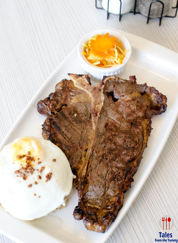 Neils Kitchen Alabang TBone Tapa