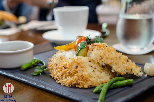 Makati Shang Rooted in Nature Sage Grill Chicken Breast Herb Rice Crust