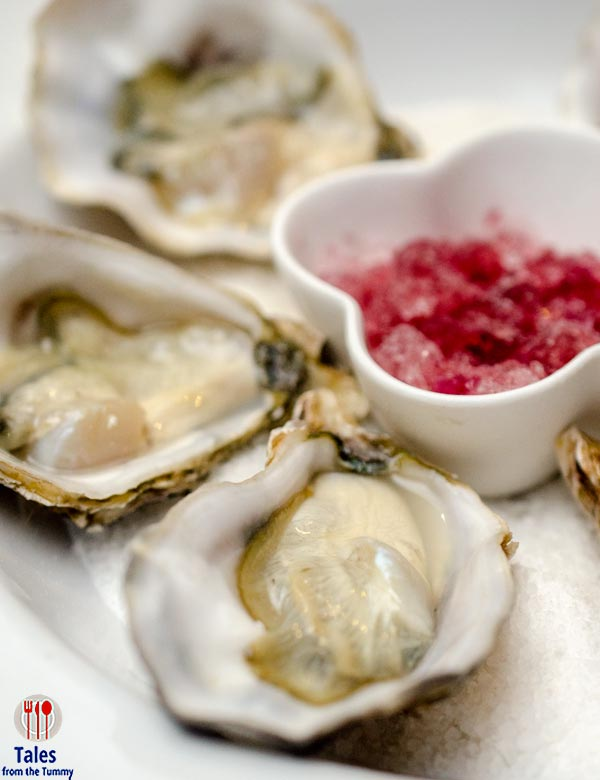 71 Gramercy French Fine de Claire Oysters