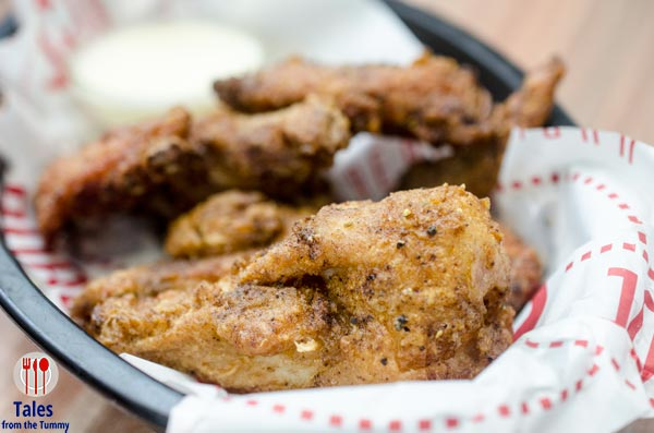The Burger Joint SM Pasig Lemon Pepper Wings